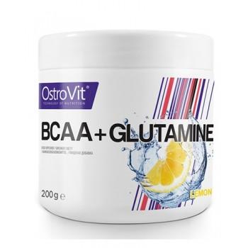 Ostrovit BCAA + L-GLUTAMINE - 200 грамм